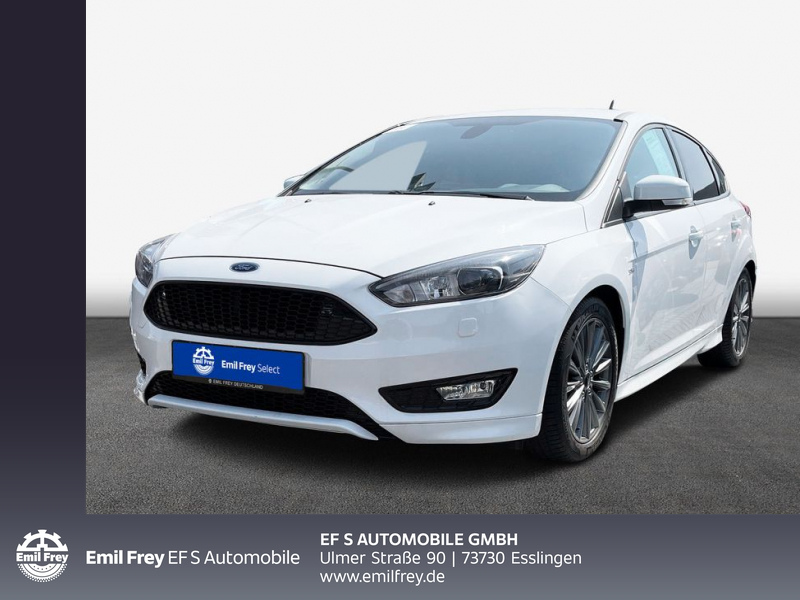 Ford Focus 2.0 D E6 ST-Line*Xenon/Business/Klimaaut.*, Jahr 2018, Diesel