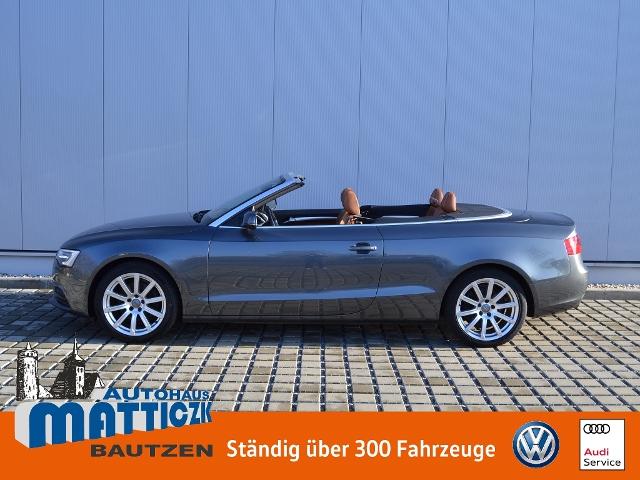 Audi A5 Cabriolet 2.0 TDI quattro XENON/NAVI/BANG&OLU, Jahr 2013, Diesel