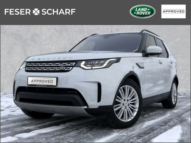 Land Rover Discovery HSE LUXURY, HuD, ACC, Pano, AHK, Winterpaket, Jahr 2016, Diesel