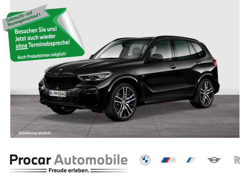 BMW X5 xDrive30d M Sportpaket Head-Up HiFi DAB, Jahr 2021, Hybrid_Diesel