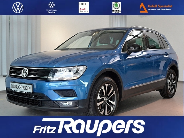 Volkswagen Tiguan 1.5 TSI IQ.DRIVE OPF (EURO 6d-TEMP), Jahr 2019, Benzin