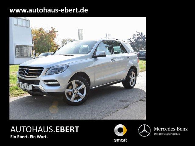 Mercedes-Benz ML 250 CDI 4M 7G+COMAND+RKF+AHK+LED ILS+SD+EU6, Jahr 2012, Diesel