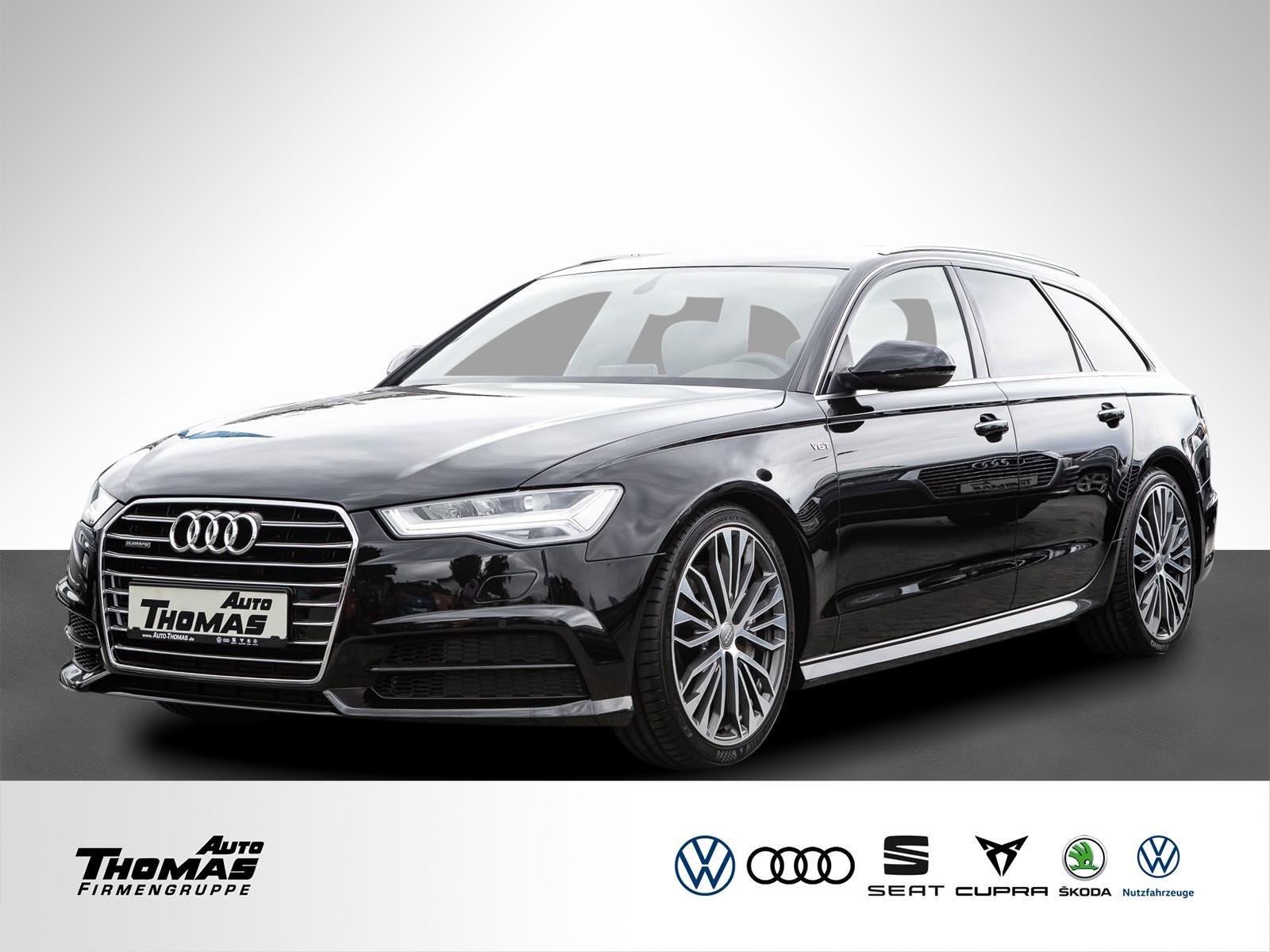 Audi A6 Avant 3.0 TDI quattro 235(320) kW(PS) 8-stufig tiptronic S-Line, Jahr 2018, Diesel