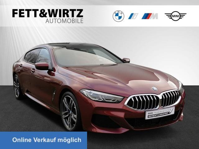BMW 840d xDrive GC M-Sport Laser Pano Standhz TV H/K, Jahr 2020, Diesel
