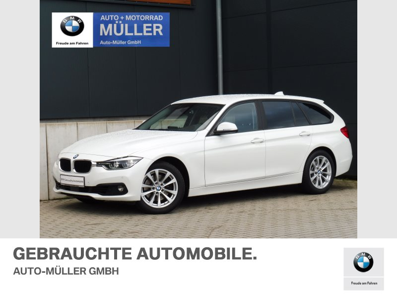 BMW 330d xDrive Tour. Advantage Harman Kardon, Jahr 2016, Diesel