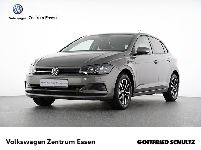 Volkswagen Polo United 1.0 TSI Navi SHZ PDC Alu, Jahr 2021, Benzin