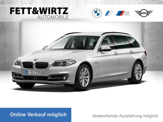 BMW 530d Tour. SAG Navi HUD Standhz HiFi RKamera AHK, Jahr 2016, Diesel