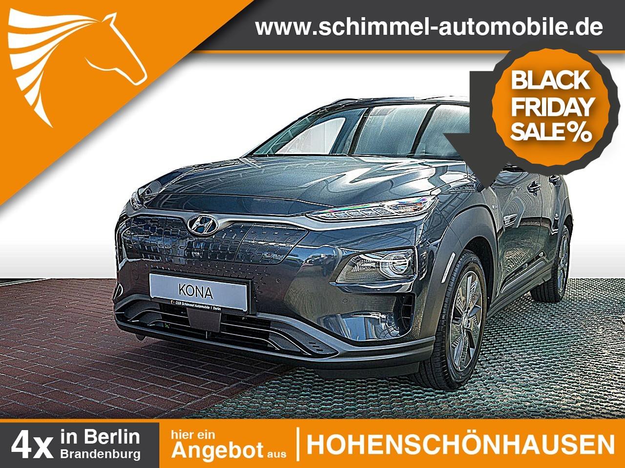 Hyundai KONA EV Elektro (150kW) Premium-Paket Klima, Jahr 2020, Elektro