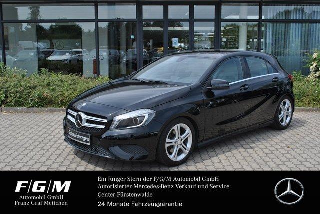 """Mercedes-Benz A 200 Urban/BiXenon/Klimaautomatik/Tempomat/17"""", Jahr 2012, petrol"""
