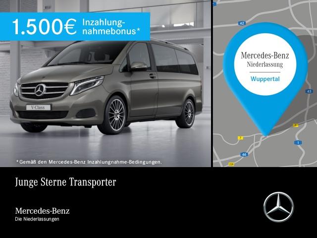 Mercedes-Benz V 220 d EDITION Lang Sportp. Standhzg. Distronic, Jahr 2016, Diesel