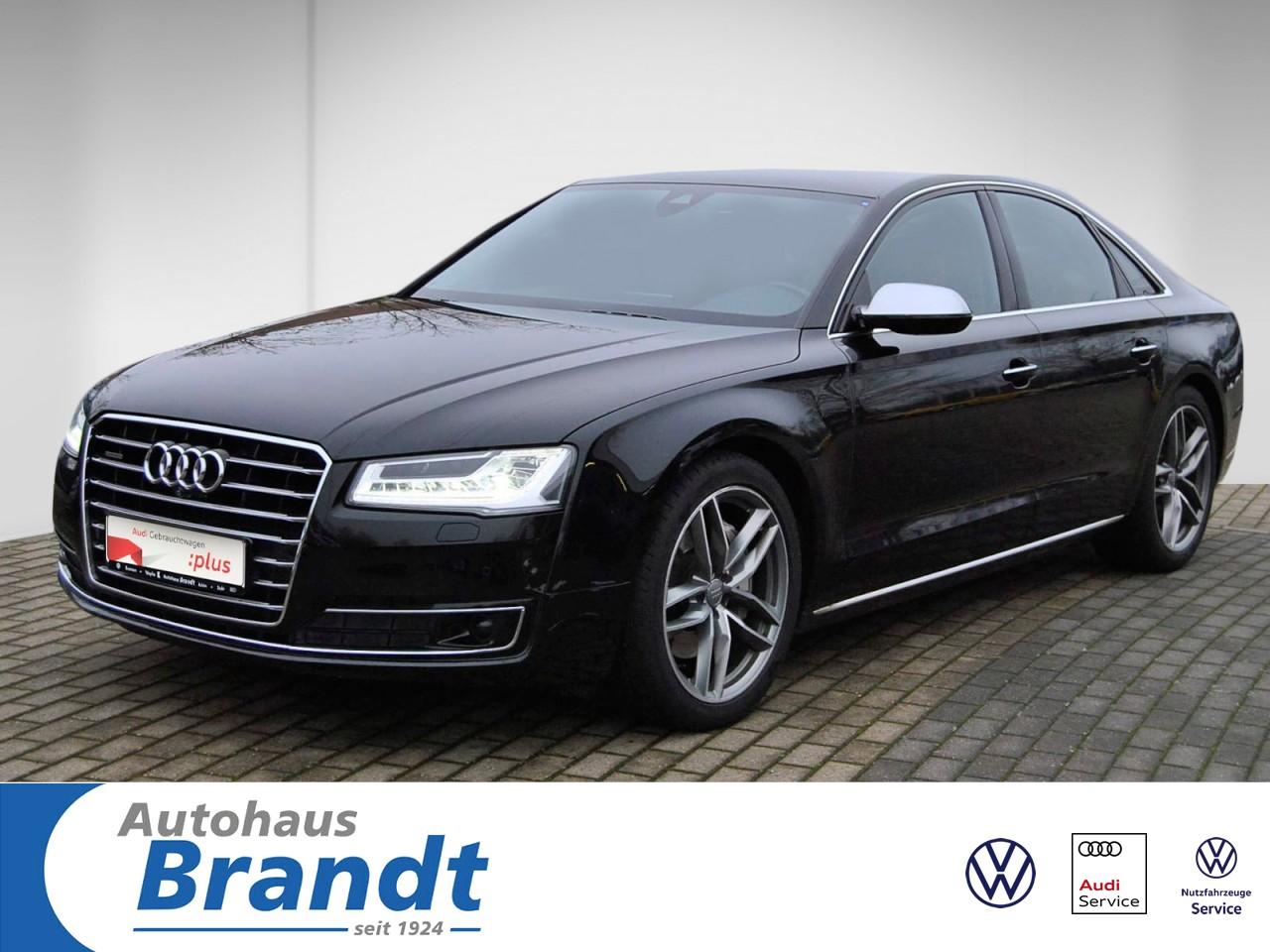 Audi A8 3.0 TDI quattro MATRIX*LEDER*STANDH*KAMERA, Jahr 2016, Diesel