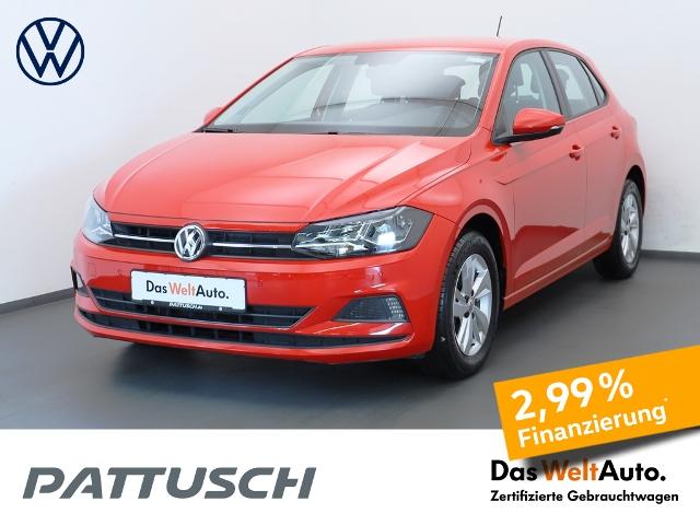 Volkswagen Polo 1.0 Comfortline App PDC Sitzhzg. Front Ass., Jahr 2019, Benzin