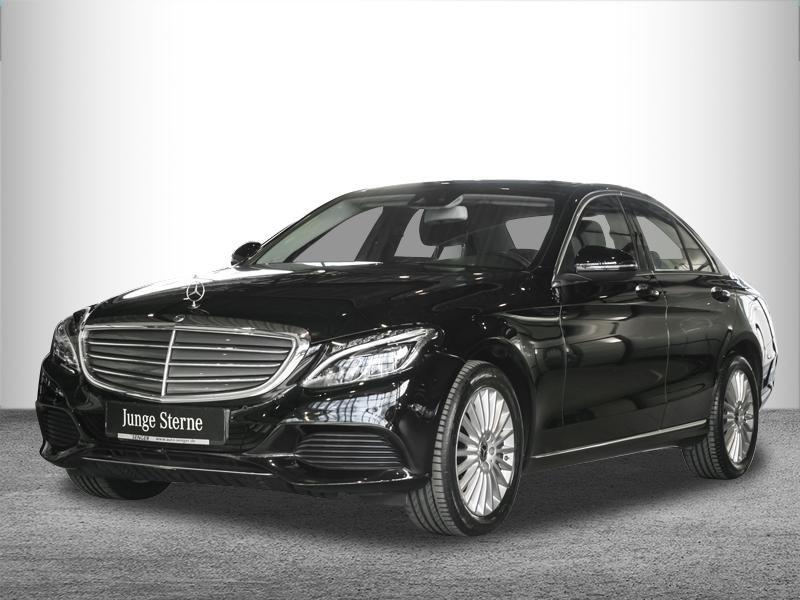 Mercedes-Benz C 400 4M *Avantgarde*Exclusive*LED*Comand*PTS*, Jahr 2017, Benzin