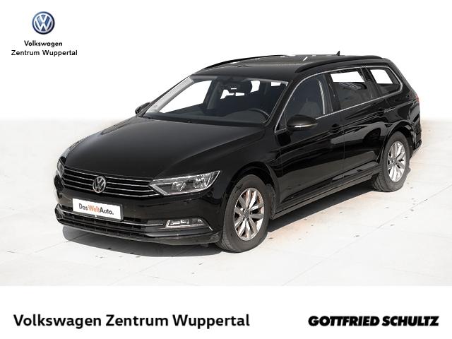 Volkswagen Passat Var. 2,0 TDI Comfortline NAVI STANDHZG AHK SHZ PDC, Jahr 2017, Diesel