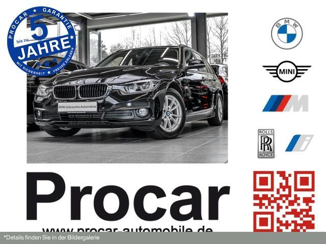 BMW 320d Touring Advantage Aut. Navi Business PDC LM, Jahr 2018, Diesel