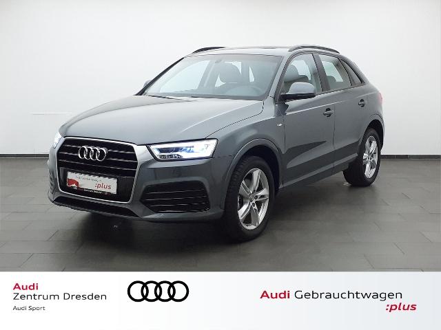 Audi Q3 2.0 TDI S-line/LED/Navi, Jahr 2016, Diesel