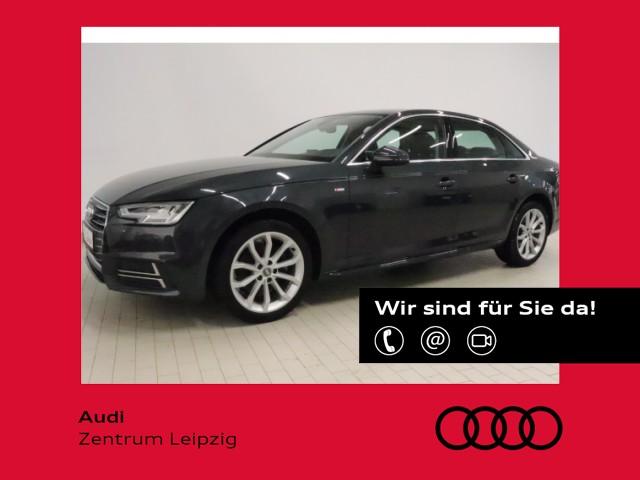 Audi A4 Limousine 1.4 TFSI sport*Audi pre sense city*, Jahr 2017, Benzin
