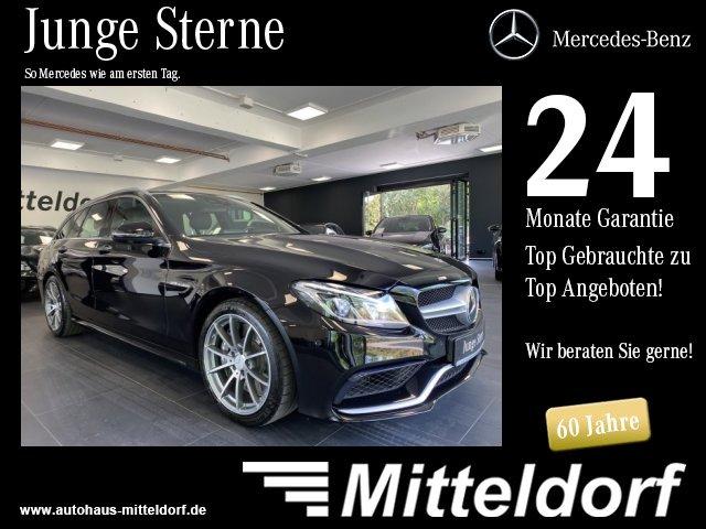 Mercedes-Benz Mercedes-AMG C 63 T COMAND DISTR. PANO ILS 360°, Jahr 2016, Benzin