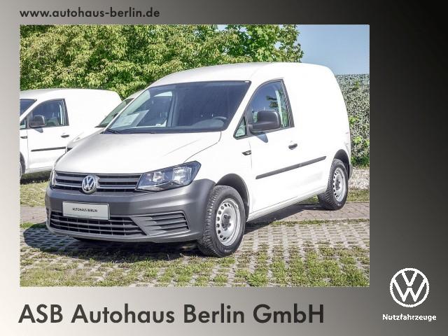 """Volkswagen Caddy Kasten 1,2 TSI """"ecoProfi"""" eFH ZV, Jahr 2018, petrol"""