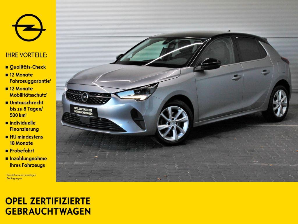 Opel Corsa 1.2 Turbo Elegance RFK SHZ LHZG Allwetter, Jahr 2021, Benzin