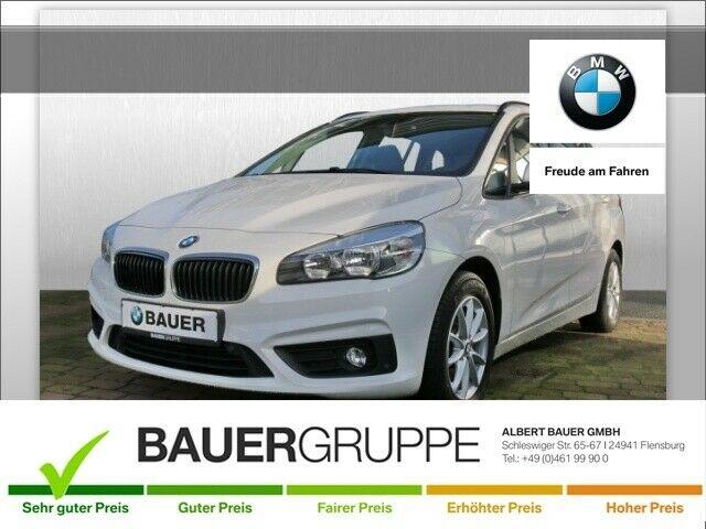 BMW 216 Gran Tourer d Advantage Navi El. Heckklappe PDCv+h LED-Tagfahrlicht Multif.Lenkrad, Jahr 2017, Diesel