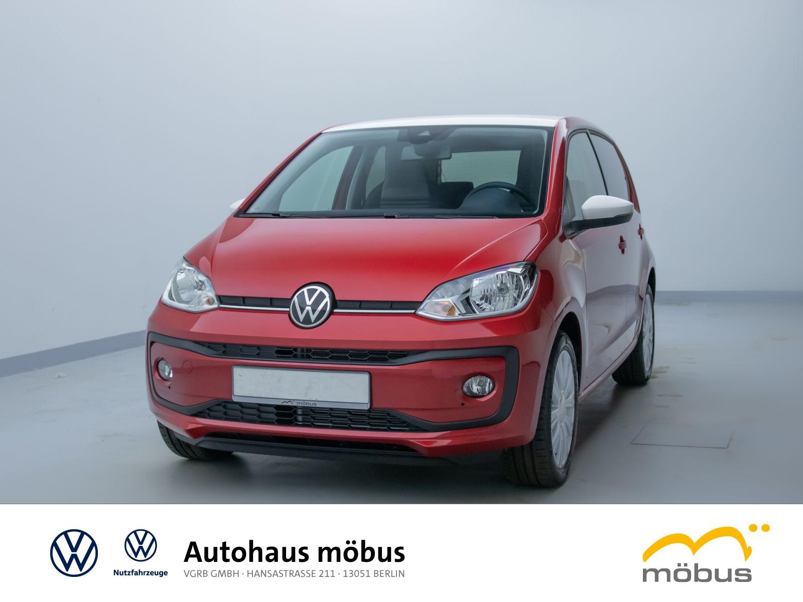 Volkswagen move up! 1.0 5-GA*CLIMATRONIC*SHZ*RFK*DAB*ASG*, Jahr 2021, Benzin