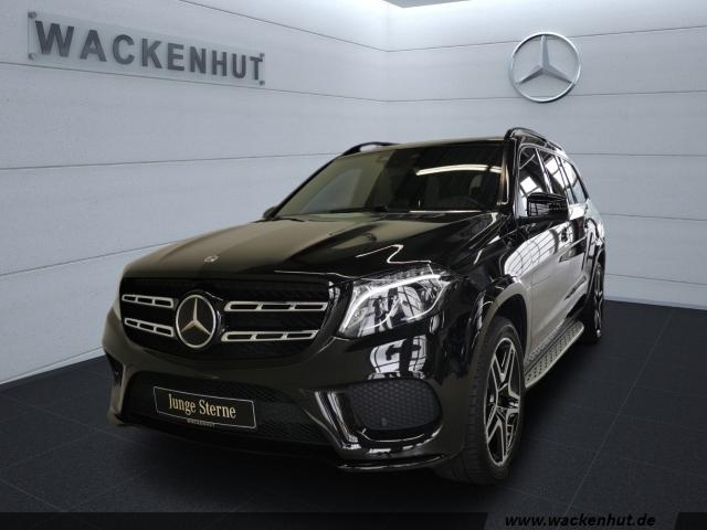 Mercedes-Benz GLS 350 d 4M GRAND EDITION AMG NIGHT+STANDH+AIRM, Jahr 2018, Diesel