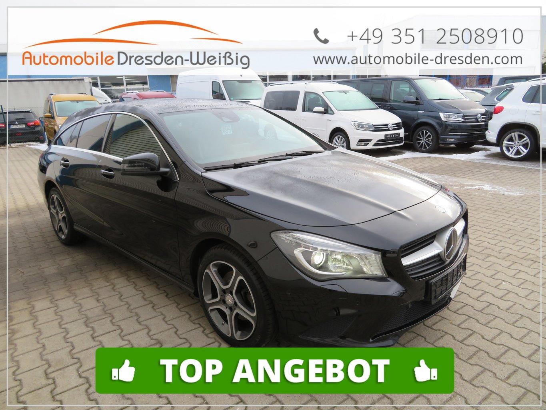 Mercedes-Benz CLA 200 Shooting Brake CDI 7G Tronic*Euro6*Lede, Jahr 2015, Diesel