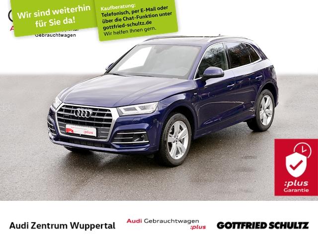 Audi Q5 2.0TFSI 2X S-LINE ACC PANO R-KAM MATRIX CONNECT Sport, Jahr 2017, Benzin