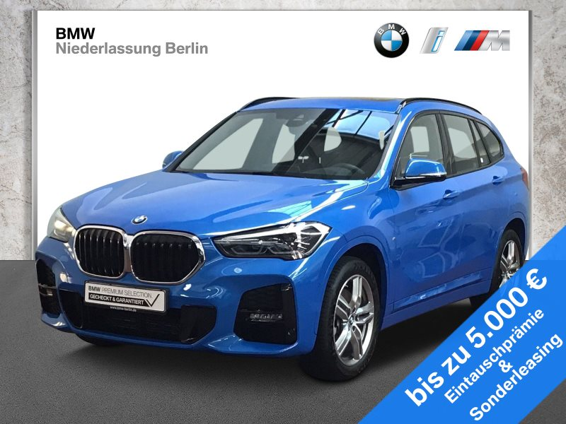 BMW X1 xDrive20i EU6d-Temp Aut. M Sport LED Navi GSD, Jahr 2019, Benzin