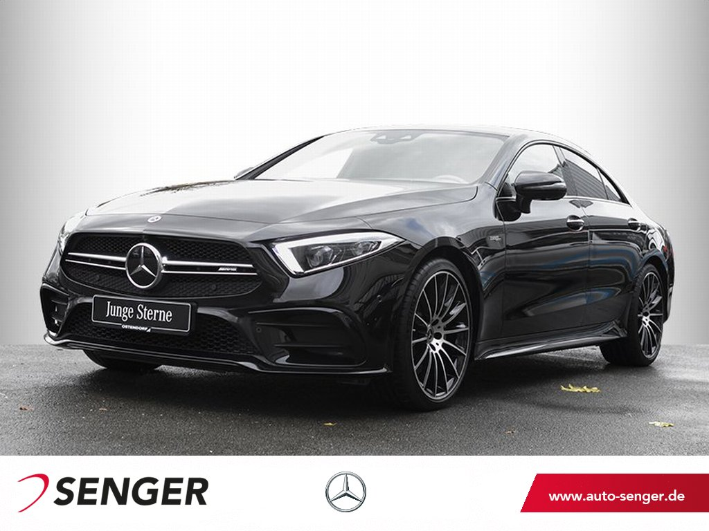 Mercedes-Benz CLS 53 AMG 4M+*Distronic*DriverŽs*Widescreen*ABC, Jahr 2018, Benzin