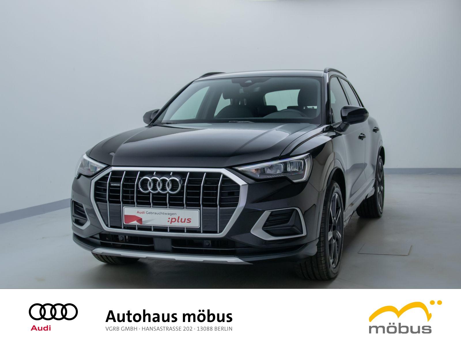Audi Q3 advanced 45 TFSI QU*S-TRO*AVC*AHK*ACC*NAV*BT, Jahr 2020, Benzin