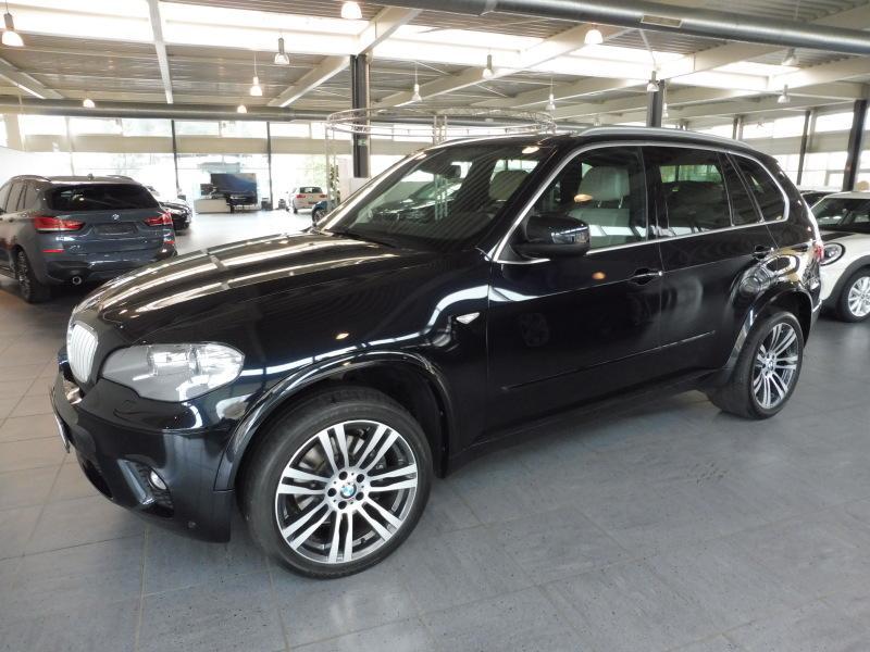 BMW X5 xDrive40d M Sportpaket, Jahr 2013, Diesel