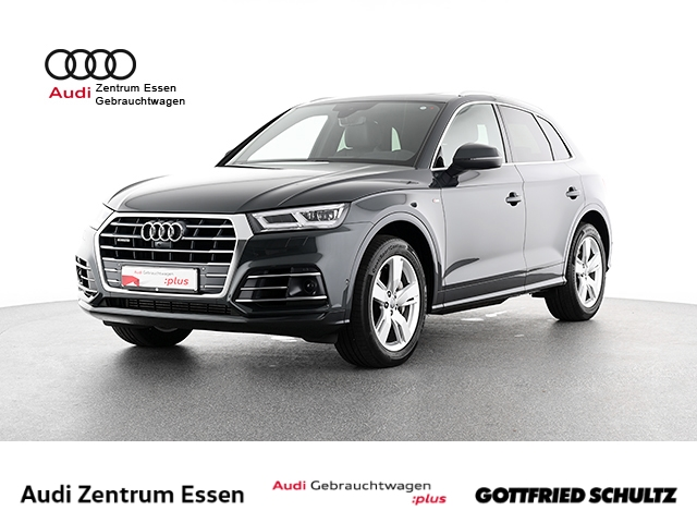 Audi Q5 3.0 TDI quattro TIPTRONIC S-LINE LED NAV PANO RÜFAHR SHZ LEDER PDC VO HI F, Jahr 2018, Diesel