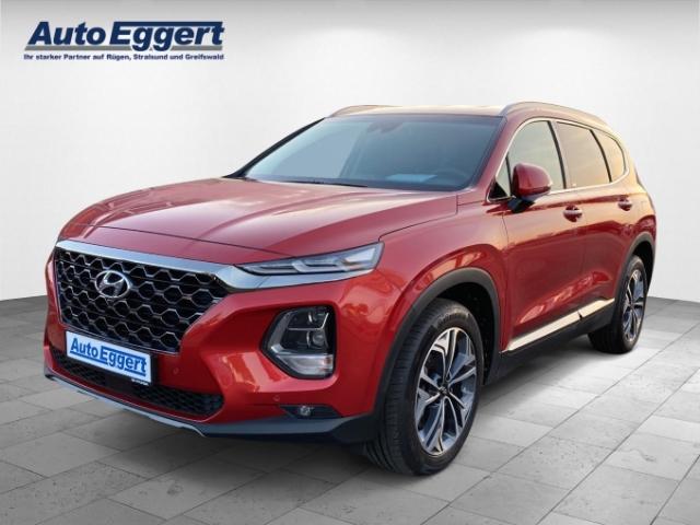 Hyundai Santa Fe finanzieren
