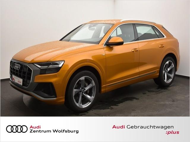Audi Q8 50 3.0 TDI quattro tiptronic Luftfederung/Stand, Jahr 2019, Diesel