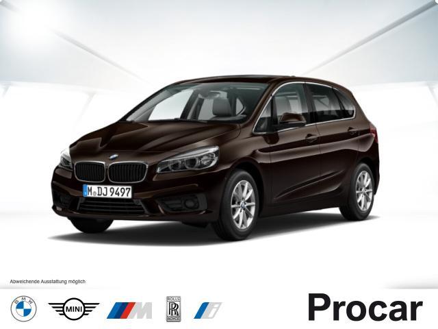 BMW 218 Active Tourer Aut. Panorama Komfortzugang, Jahr 2015, Diesel