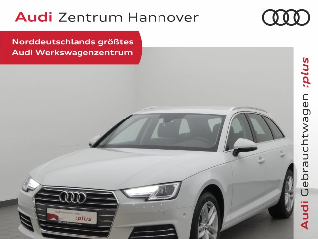 Audi A4 Avant 2.0 TDI Sport Navi Xenon Leder-Alcantara virtual Cockpit, Jahr 2016, Diesel