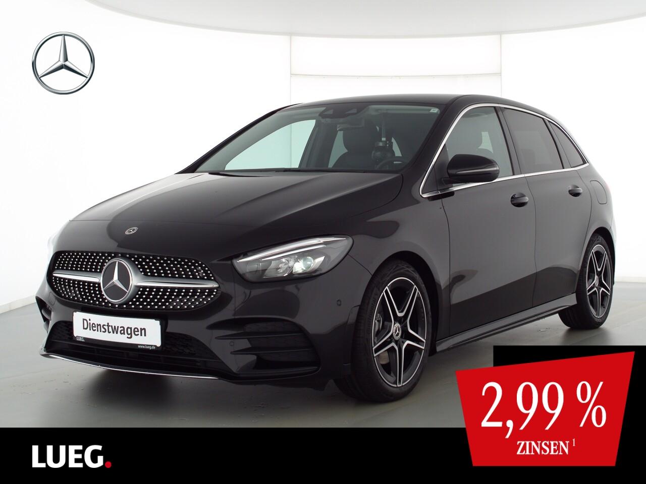 Mercedes-Benz B 200 4M AMG+TOTW+KAMERA+LED+DKL.GLAS+MBUX-HIGH, Jahr 2021, Benzin