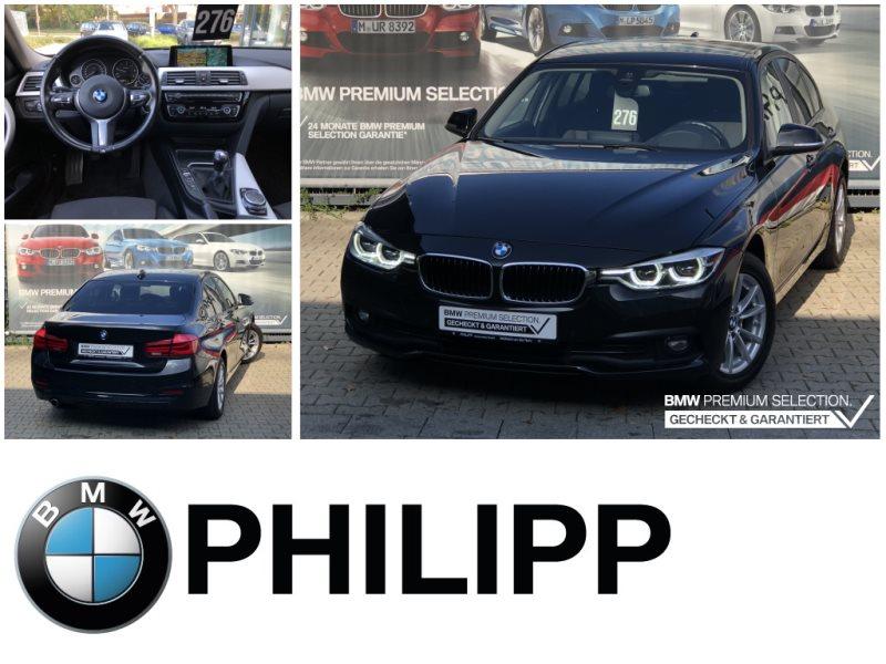 BMW 318d Advantage HUD Shz PDC Lord. Navi Prof., Jahr 2016, Diesel