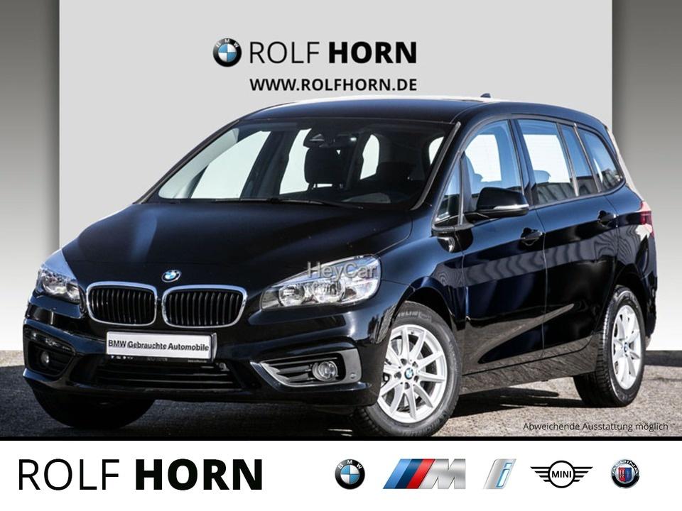 BMW 218 Gran Tourer Advantage Aut AHK PDC Tempomat, Jahr 2017, Diesel