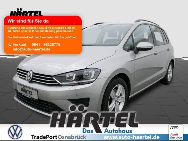 Volkswagen GOLF SPORTSVAN COMFORTLINE TSI (+CLIMATRONIC+SITZH, Jahr 2014, Benzin