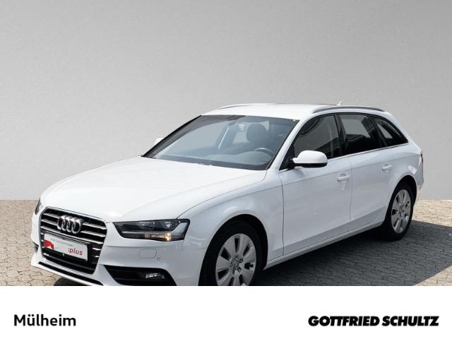 Audi A4 Avant 2.0 TDI NAVI+KAMERA+ MEMORY+MUFU, Jahr 2014, Diesel