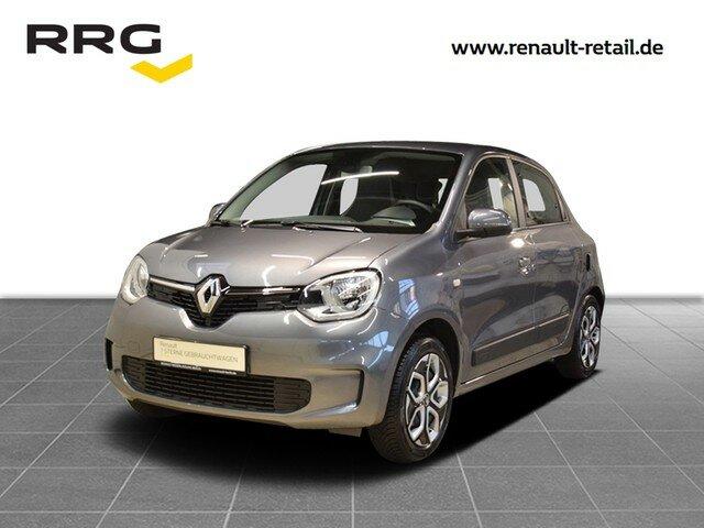 Renault TWINGO 3 0.9 TCE 90 LIMITED, Jahr 2020, Benzin