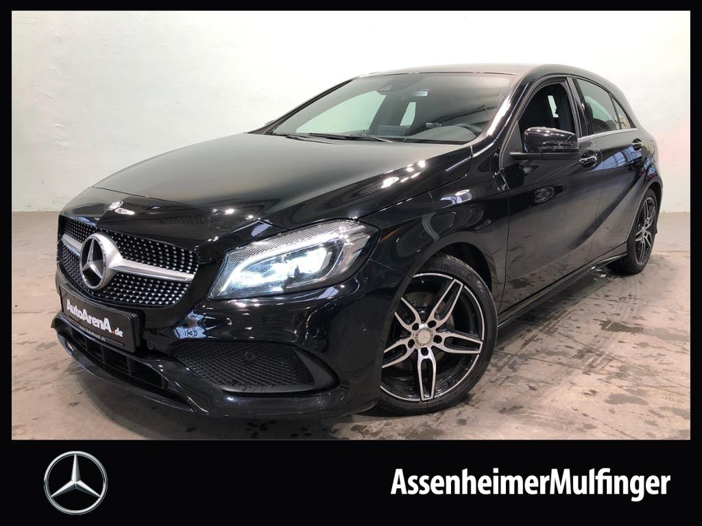 Mercedes-Benz A 220 d AMG **7G/LED HP/Navi/Park-Assistent, Jahr 2016, Diesel