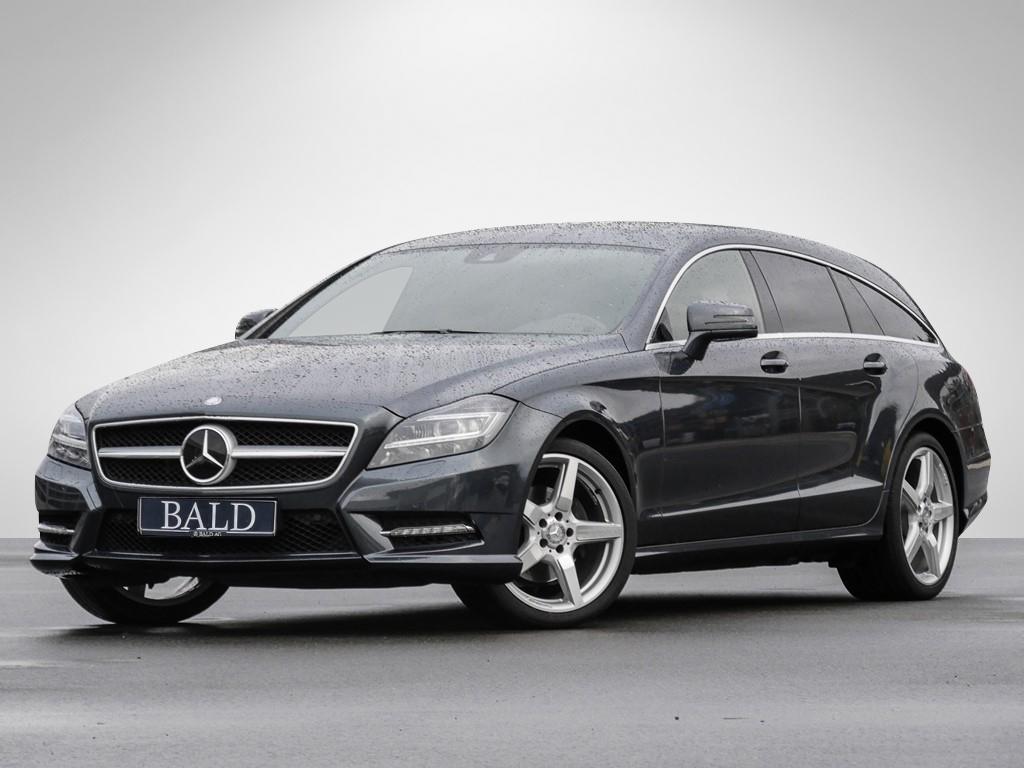 Mercedes-Benz CLS 250 CDI SB AMG-Sport/Comand/ILS/SHD/Totw/19, Jahr 2013, Diesel