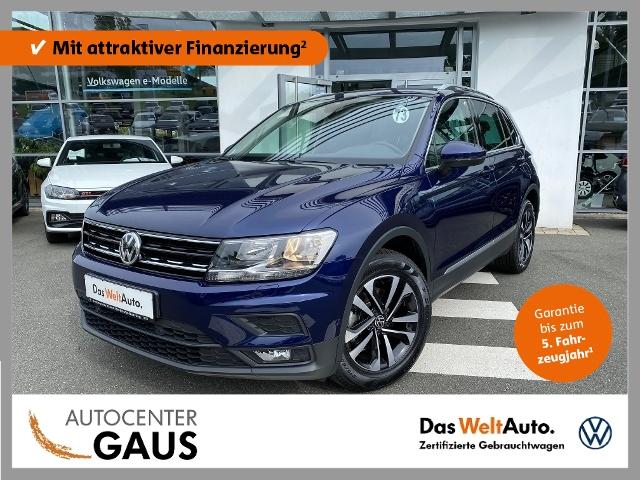 Volkswagen Tiguan Comfortline 1.5 TSI AHK Navi Standhzg., Jahr 2020, Benzin