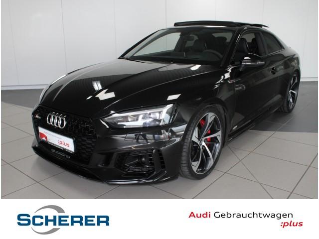 Audi RS5 Coupe Matrix, Pano, HUD, Assist, B&O, Jahr 2017, Benzin