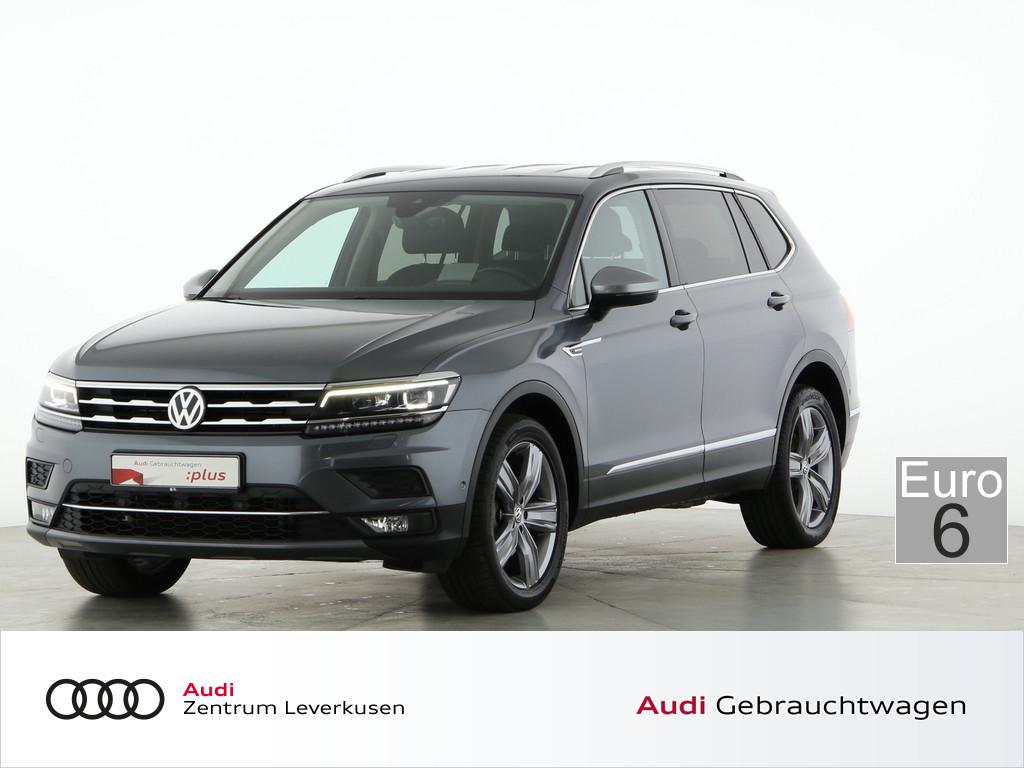 Volkswagen Tiguan Allspace 2.0 Highl 4M DSG NAV VIRTUEL KAM, Jahr 2018, Diesel