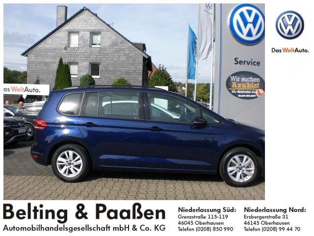 Volkswagen Touran 1.5 TSI Comfortline Business Navi, Jahr 2020, Benzin